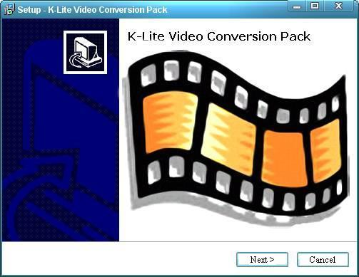 K-Lite Video Conversion Pack 1.9