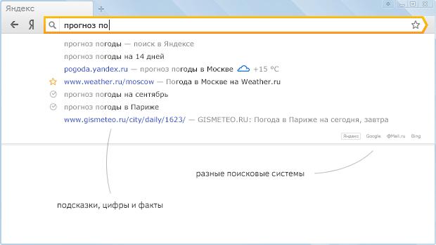 Интернет-браузер Яндекс.Браузер 1.5 - скачать (загрузить ...